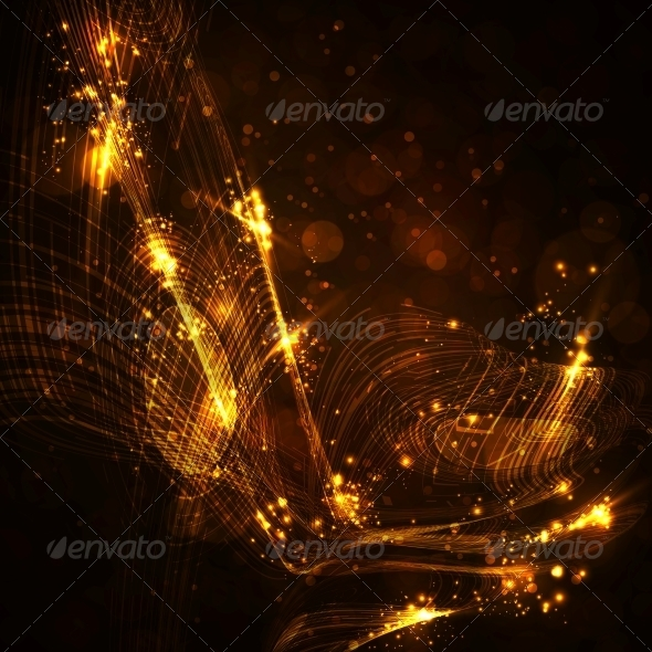 Abstract Vector Background - Abstract Conceptual