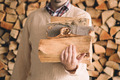 Chopped wood - PhotoDune Item for Sale