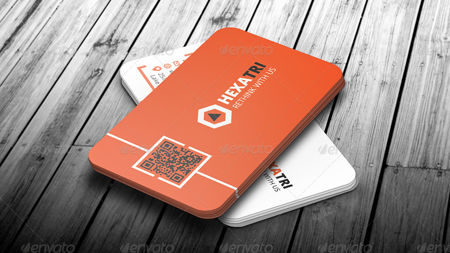 Creative Corporate Business Card Vol 12