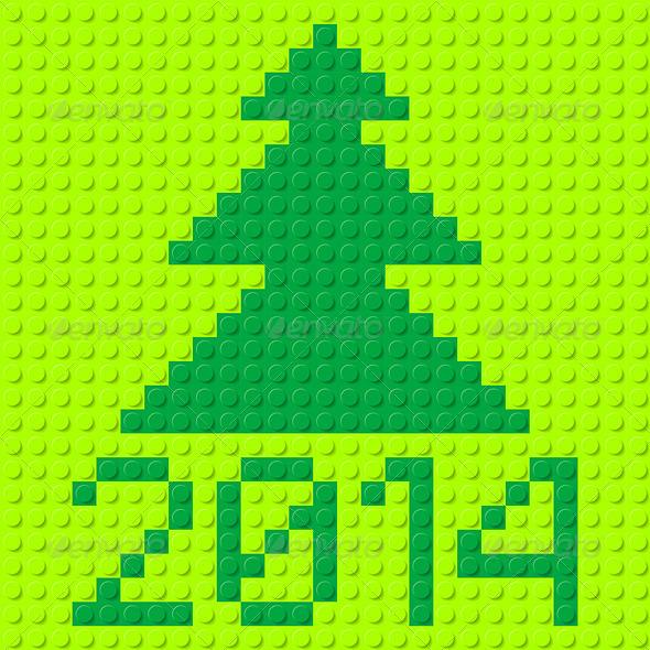 New Year Symbols - Miscellaneous Vectors