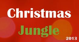 Christmas jungle 2013