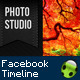 Photo Studio Facebook Timeline - GraphicRiver Item for Sale