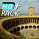 Circular Gothic Castle, Time Lapse (2-Pack) - VideoHive Item for Sale