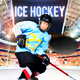 Ice Hockey & Football Championship Flyer Template