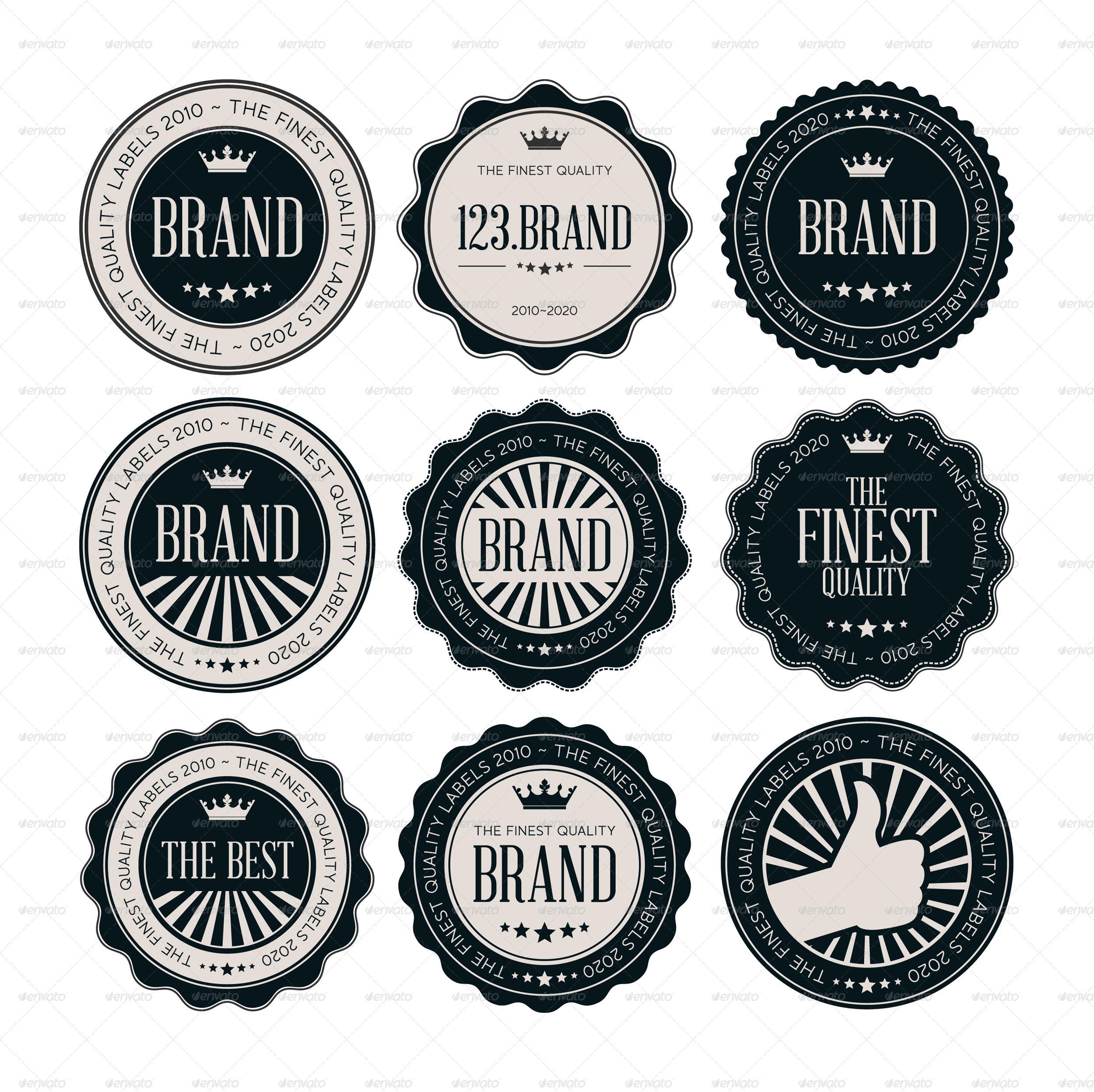 logotype label badge emblem - photo #16