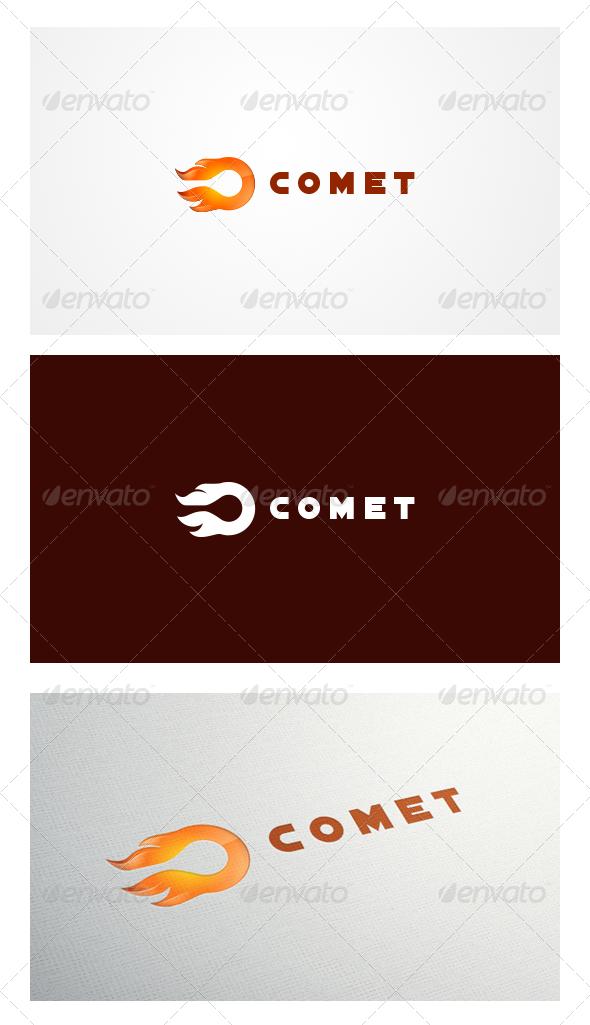 Comet Logo Templates - Symbols Logo Templates