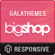 Responsive Magento Theme - Gala BigShop Nulled