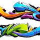 Graffiti Arrows Designs - GraphicRiver Item for Sale
