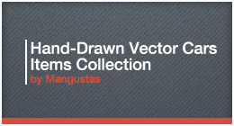 Hand-Drawn Vector Cars