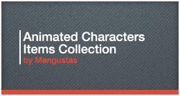 Animated Flash Characters