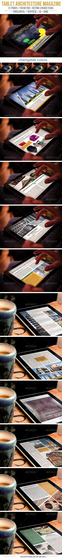 iPad & Tablet Architecture Magazine - Digital Magazines ePublishing