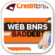 Credit Break Financial Web Banners - GraphicRiver Item for Sale
