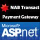 NAB Transact Payment Gateway for ASP.Net
