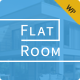 FlatRoom — Responsive Real Estate WordPress Theme Nulled