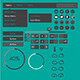 UI Kit 1 - GraphicRiver Item for Sale