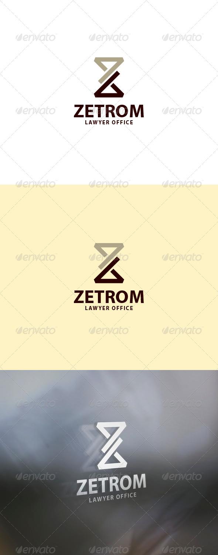 Zetrom Logo - Letters Logo Templates