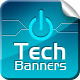 Tech Banners Mega Pack - GraphicRiver Item for Sale
