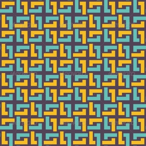 Ornamental Seamless Pattern Abstract Background - Patterns Decorative