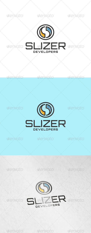 Slizer Logo - Letters Logo Templates