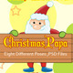 Christmas Santa Claus  - GraphicRiver Item for Sale