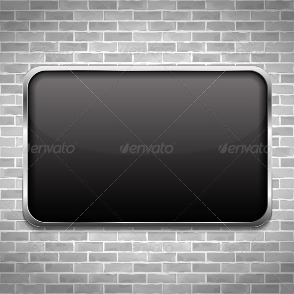Black Frame - Objects Vectors