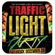 Traffic Light Party 2 | Flyer + FB Cover - GraphicRiver Item for Sale