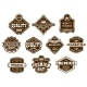 Labels and Banners in Western Style - GraphicRiver Item for Sale