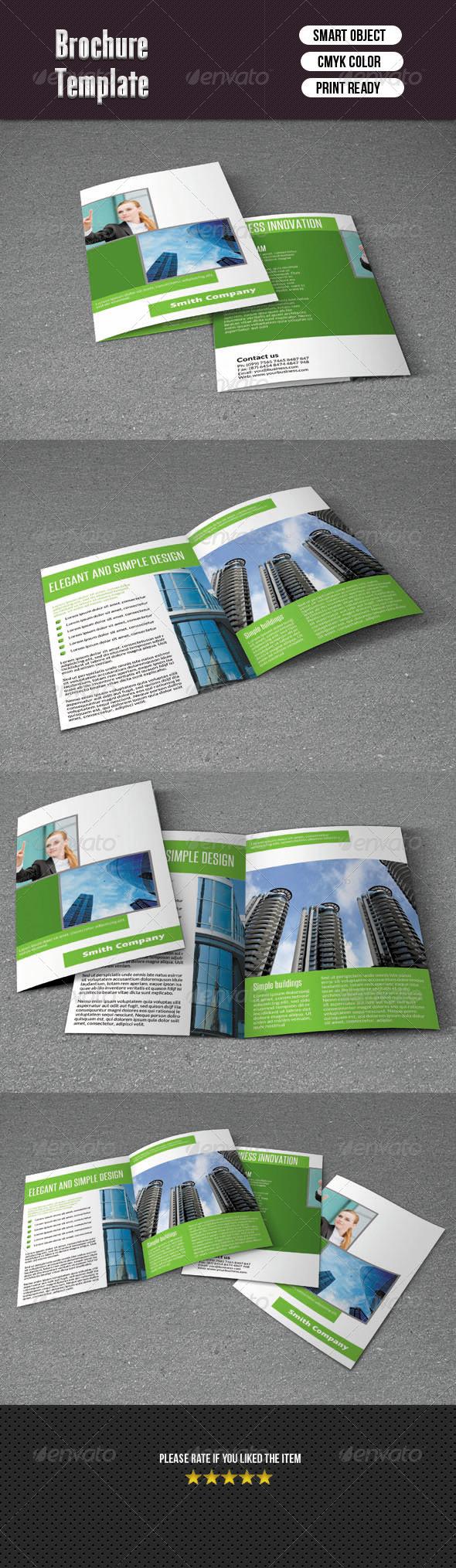 Company Brochure-Bifold - Corporate Brochures