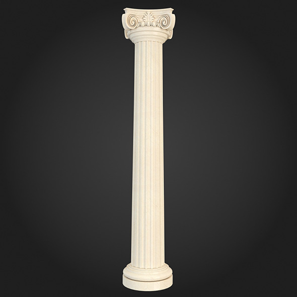 Column 001 - 3DOcean Item for Sale