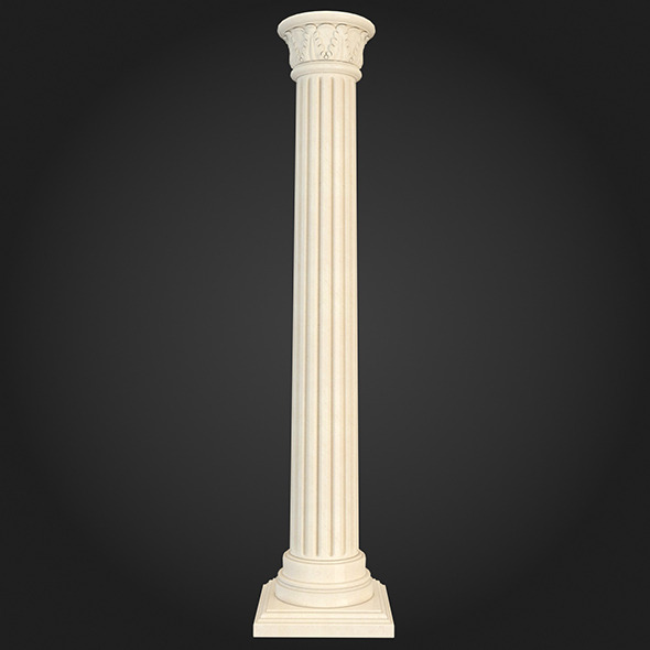 Column 008 - 3DOcean Item for Sale