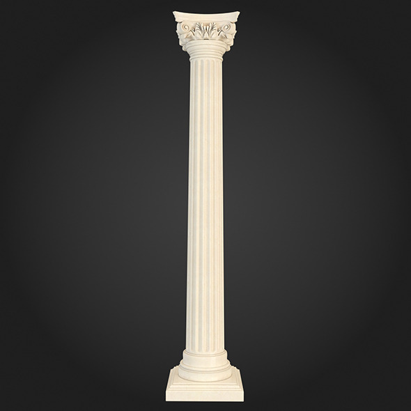 Column 012 - 3DOcean Item for Sale
