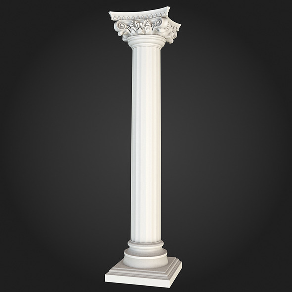 Column 014 - 3DOcean Item for Sale