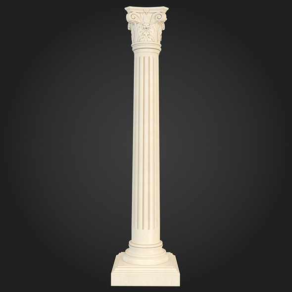 Column 016 - 3DOcean Item for Sale