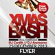 Christmas Bash Flyer - GraphicRiver Item for Sale