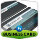 Blue and Black  Business Card - GraphicRiver Item for Sale