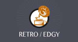 Retro / Edgy
