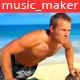 Training on a Beach - AudioJungle Item for Sale