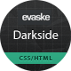 Darkside/Lightside - Two In One Hosting Layout Nulled