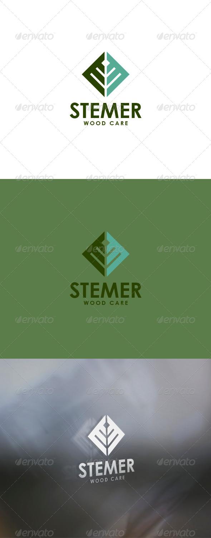 Stemer Logo - Vector Abstract