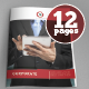 Easy Corporate Brochure - GraphicRiver Item for Sale