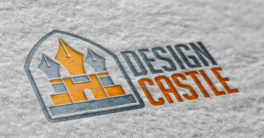 Design Castle New Logo Tamplate By Designcastle Graphicriver