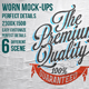Photorealistic Simple Mock-Ups - GraphicRiver Item for Sale