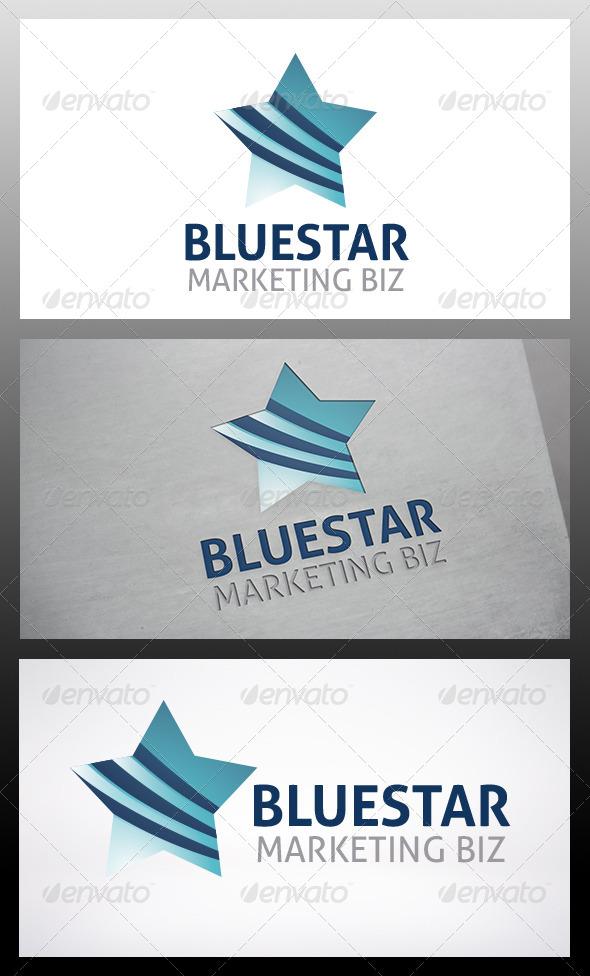 Star Logo - Vector Abstract
