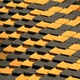 Gold Steel Waving Background Loop - VideoHive Item for Sale