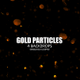Gold Particles HD - VideoHive Item for Sale