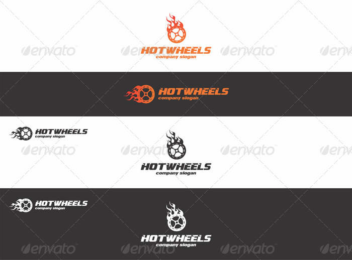 Hot Wheels Auto Logo