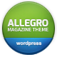 Allegro - Multipurpose News, Magazine Theme Nulled