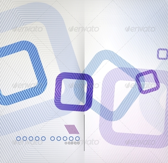 Abstract Background Geometric Square Shape - Backgrounds Business