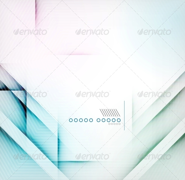Geometric Diamond Shape Abstract Background - Backgrounds Business