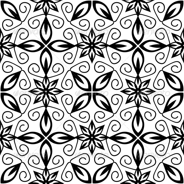 Seamless Pattern - Patterns Decorative